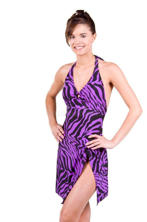 Download Brunette Woman In a Bikini stock image. Image of girl - 7307995