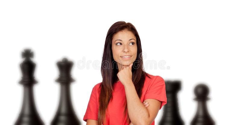 Thinking about the strategy to follow royalty free stock photos