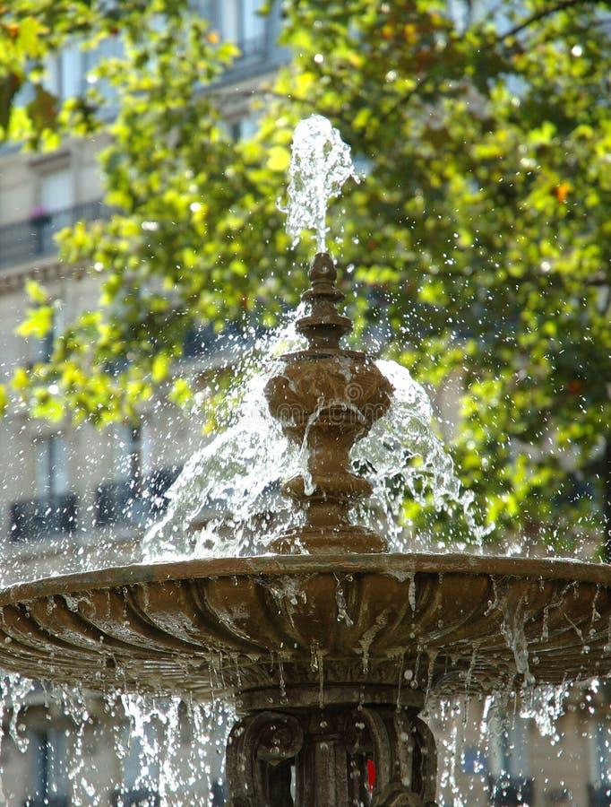 Download Brunnen stockbild. Bild von französisch, paris, frankreich - 27525