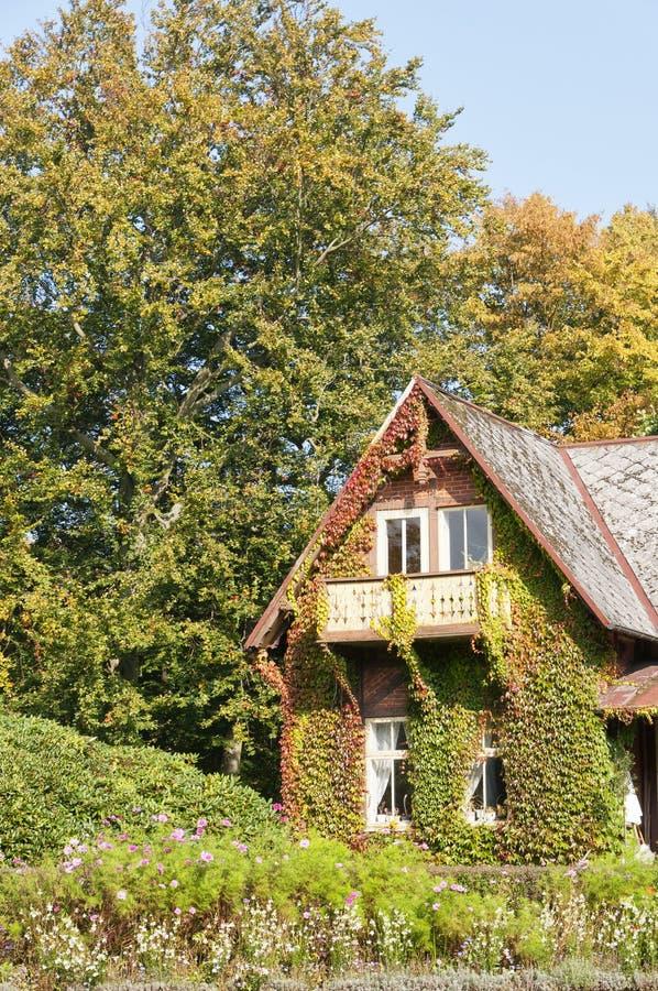 Brunnspark 01 de Ramlosa fotos de archivo libres de regalías