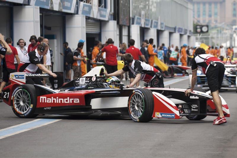 Bruno Senna Formula E photo libre de droits
