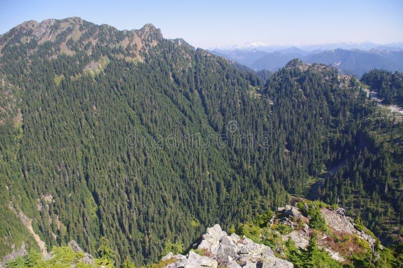 Brunswick Mountain Stock Photo