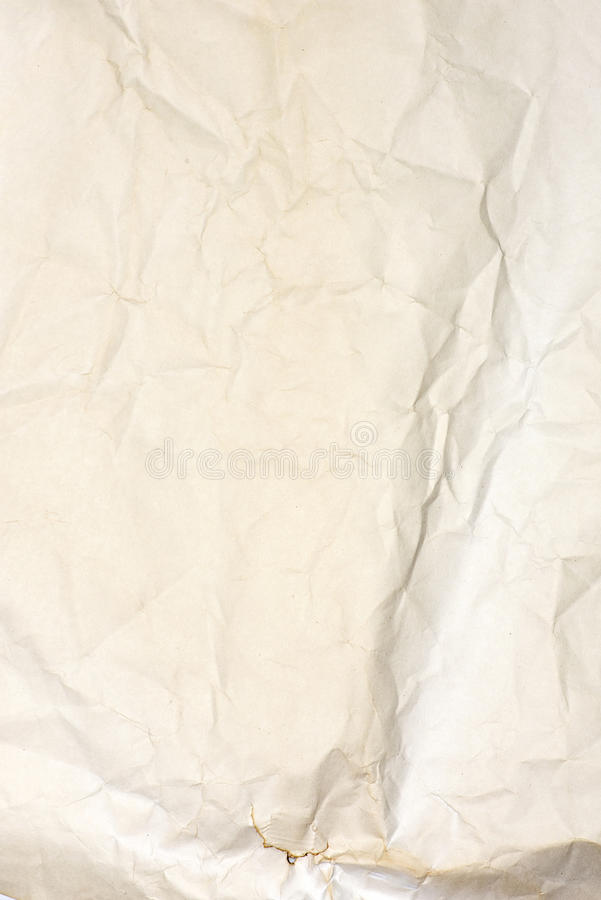 brunt gammalt papper arkivbilder