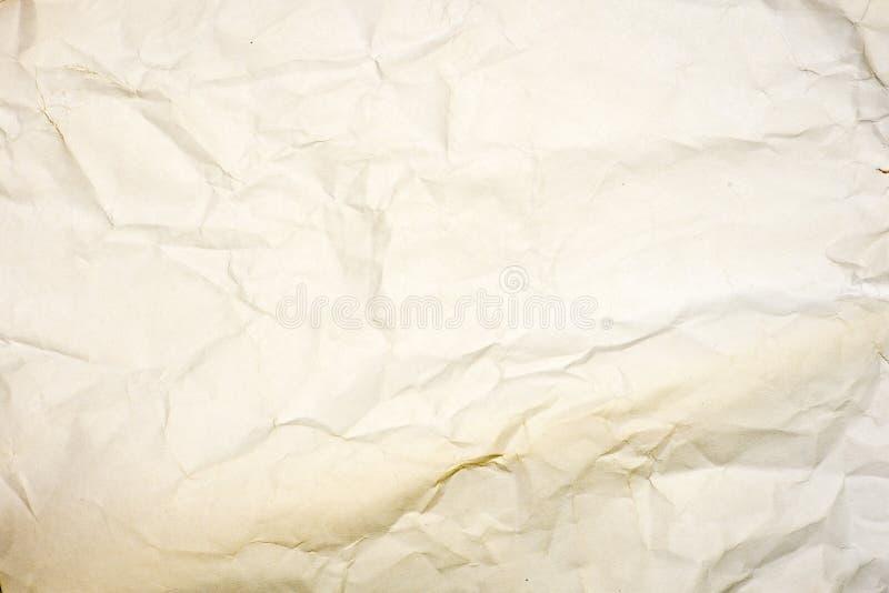 brunt gammalt papper arkivfoto