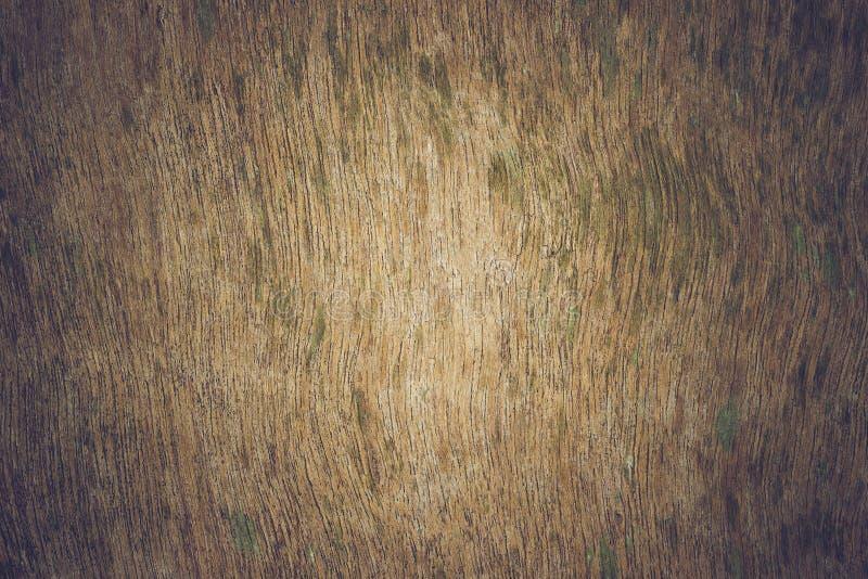 brunt gammalt texturträ royaltyfri foto