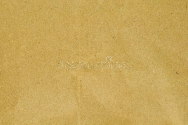 brunt hantverkpapper royaltyfri foto