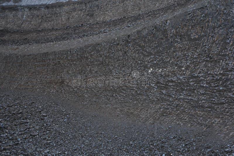 brunt kol royaltyfri bild