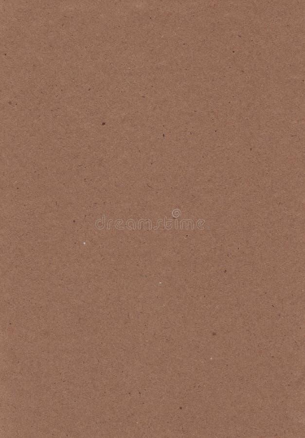 brunt kraft papper arkivbild