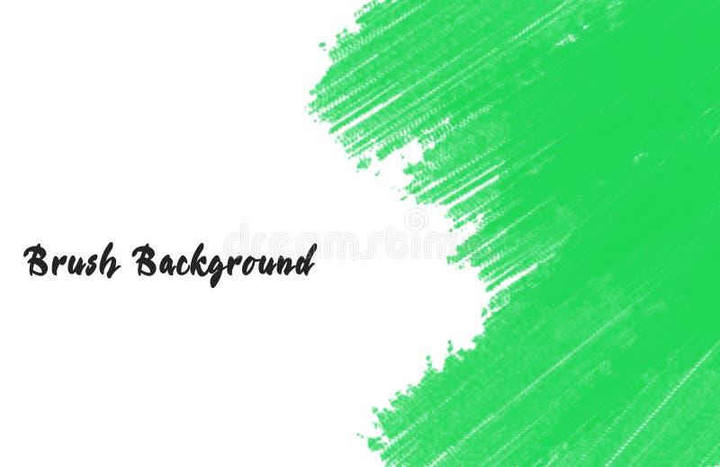brusbakgrundsdesign, med färg, för text- eller bakgrundsmallar royaltyfri illustrationer