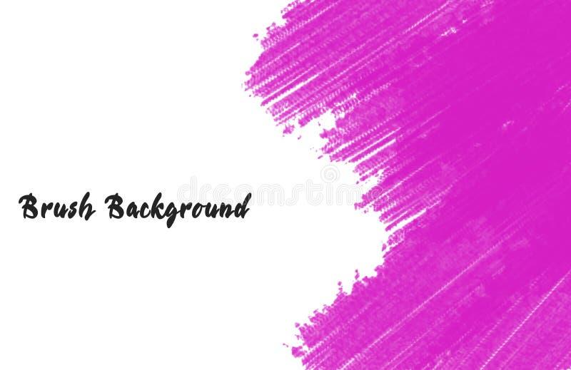 brusbakgrundsdesign, med färg, för text- eller bakgrundsmallar vektor illustrationer