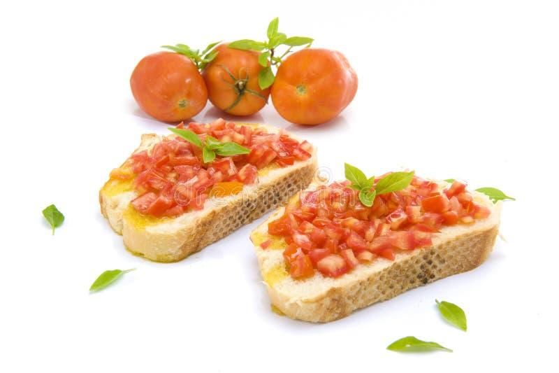Bruschetta photos stock