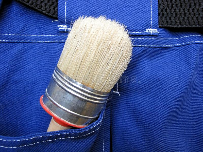 Download Brush Stock Photography - Image: 12538492