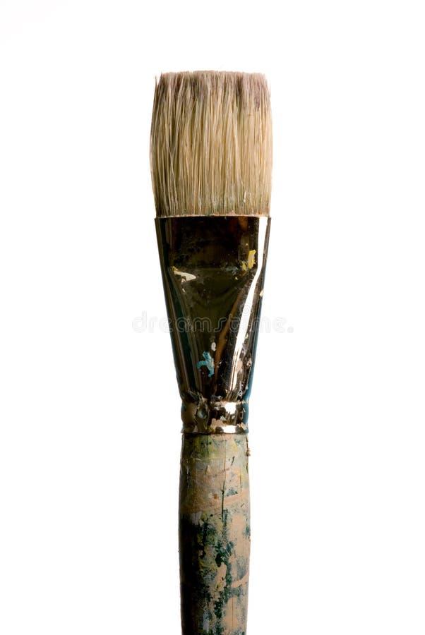The Brush stock photo
