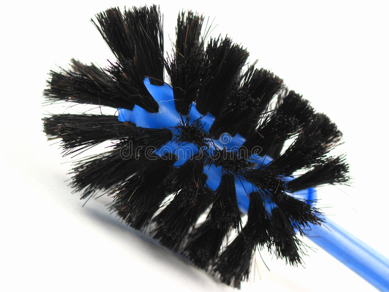 Download Brush stock image. Image of schwarz, blue, dishes, cleaning - 152129