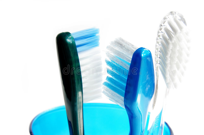 Brush group stock images