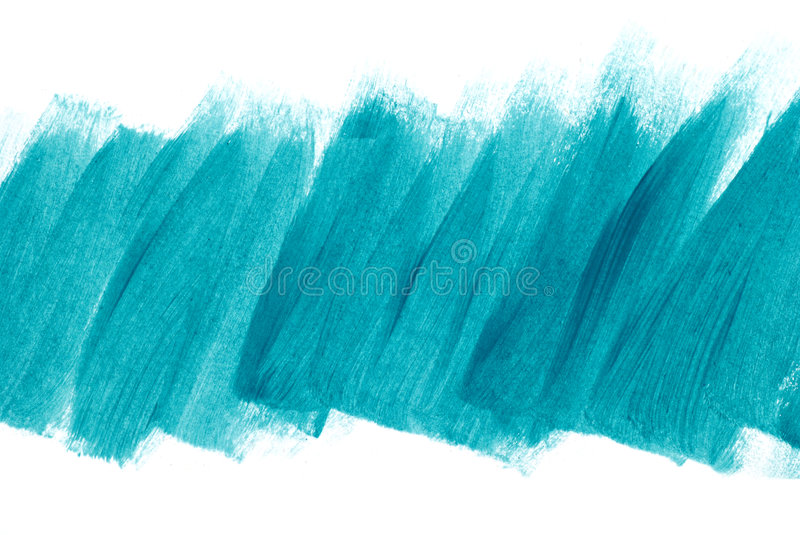 Brush Strokes royalty free stock photo