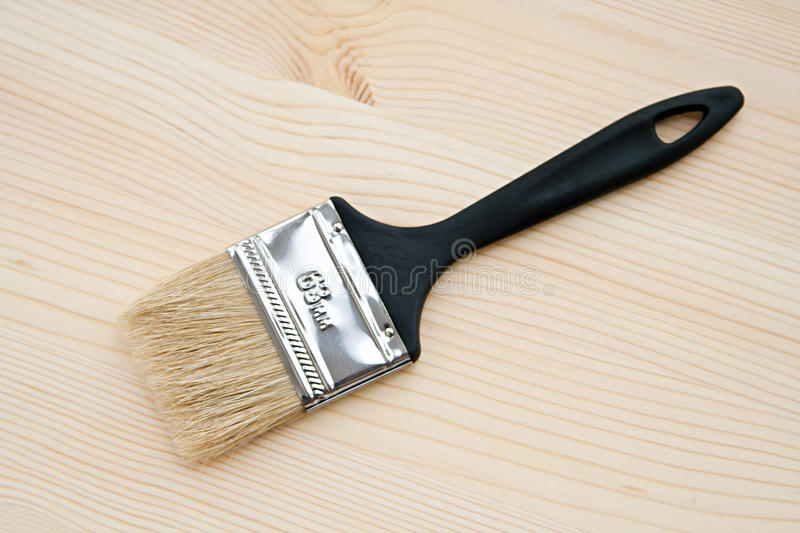Download Brush on surface stock image. Image of messy, colouring - 23901223