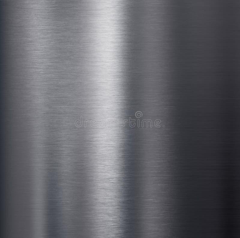 Free Brushed Dark Aluminum Metal Texture Stock Images - 91325784