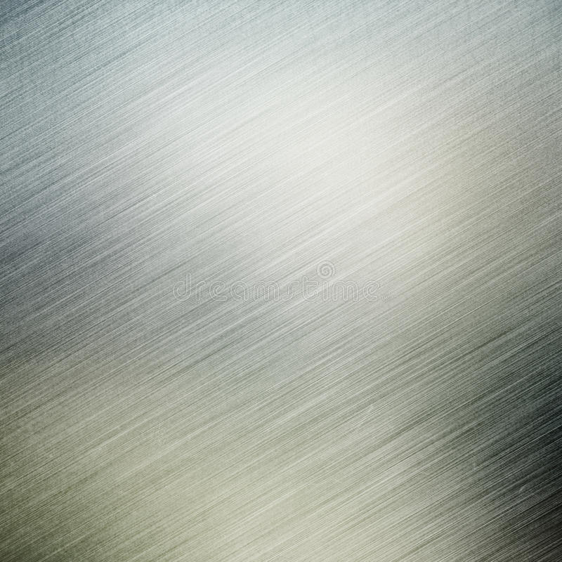 Brushed metal background vector illustration