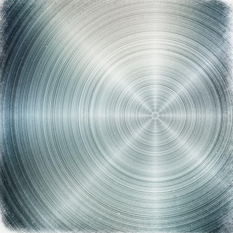 Download Brushed metal background stock illustration. Image of empty - 25582050
