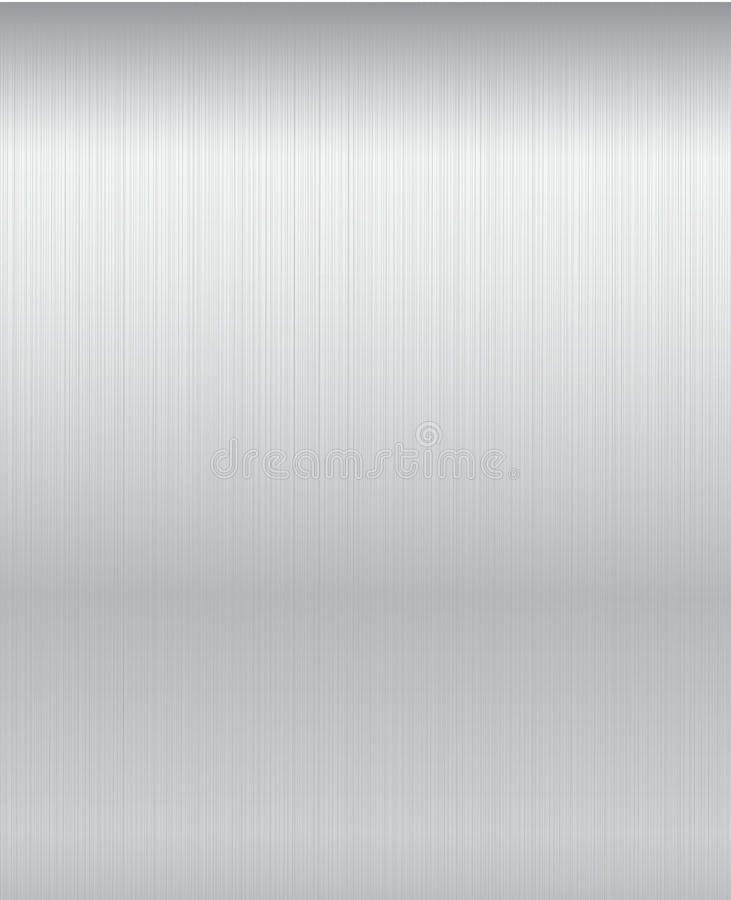 Free Brushed Metal Plate Background. Royalty Free Stock Photos - 18456508