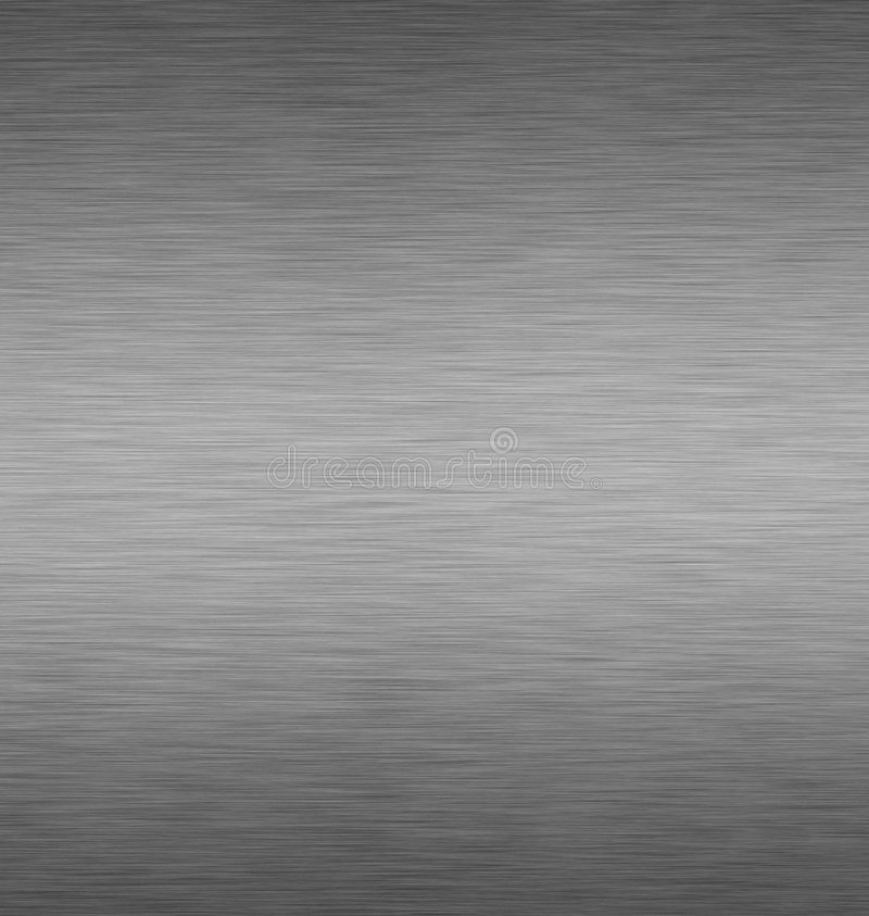 Brushed metal texture royalty free stock image