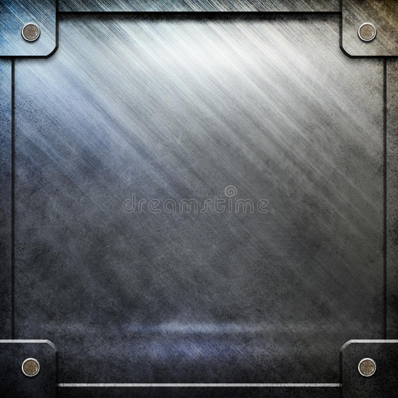 Download Brushed metal texture stock illustration. Image of textured - 29372683