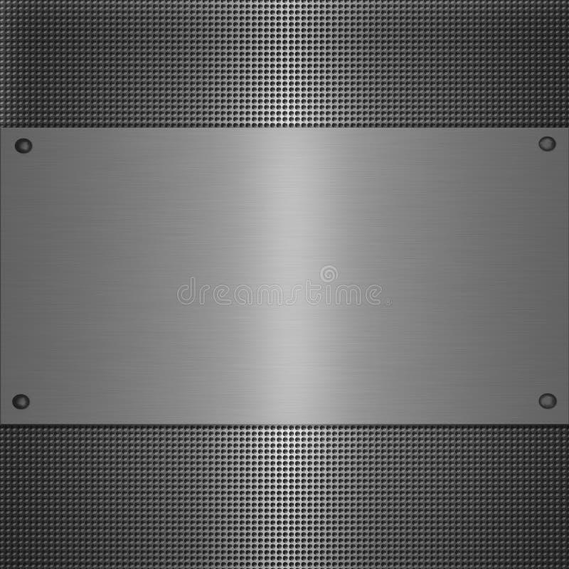 Download Brushed metal texture stock illustration. Illustration of silver - 29372991