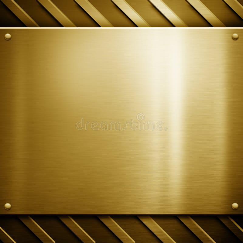 Brushed Metal Texture Royalty Free Stock Photos