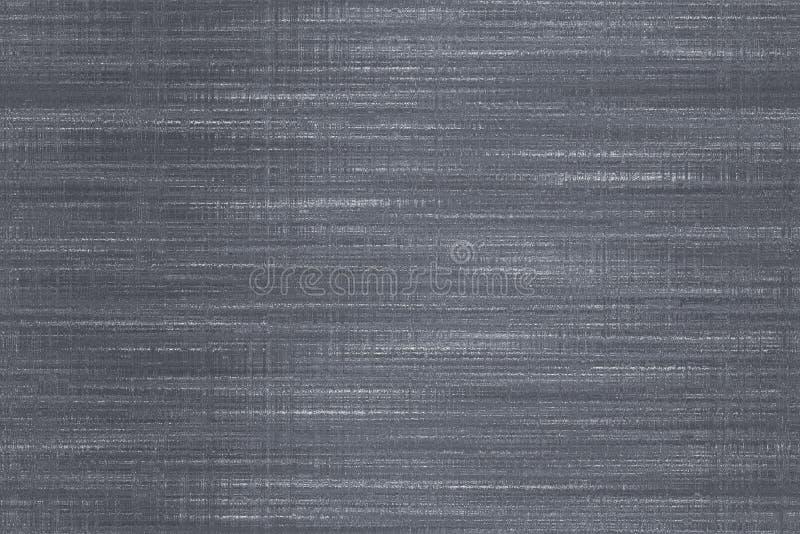 Brushed rasguñó textura del metal fotografía de archivo libre de regalías