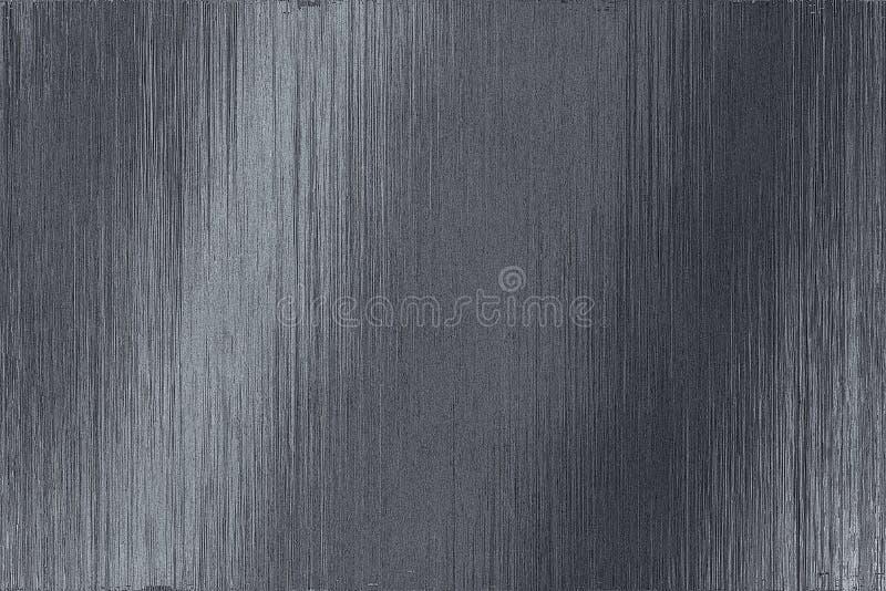 Brushed rasgu?? textura del metal imágenes de archivo libres de regalías