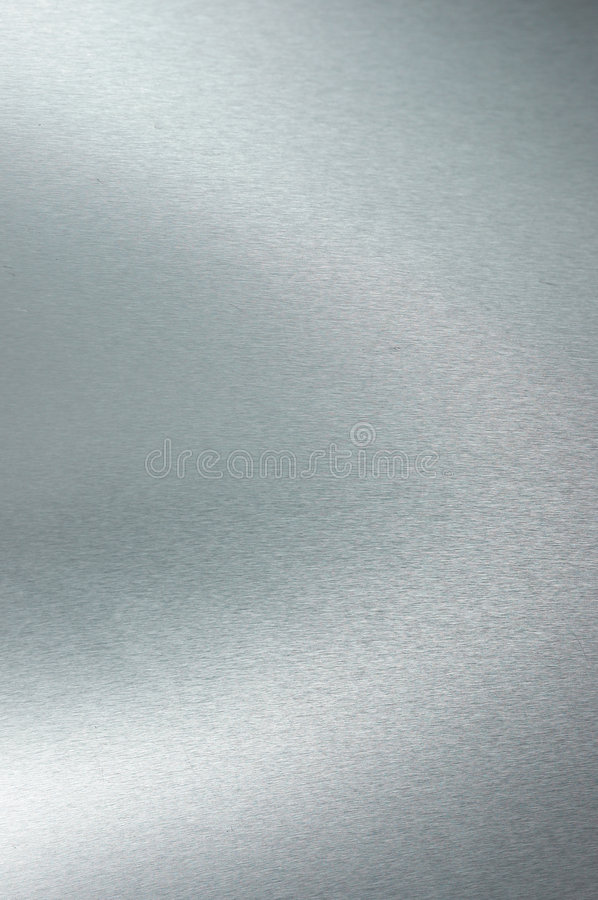 Brushed Stainless Steel 2 stock photography