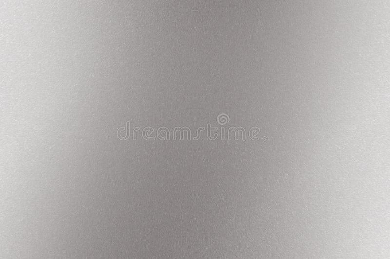 Brushed stainless steel texture, abstract background stock photography