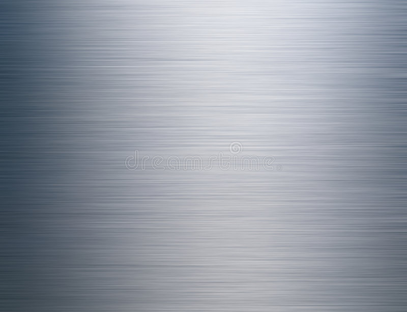 Brushed Steel stock photography