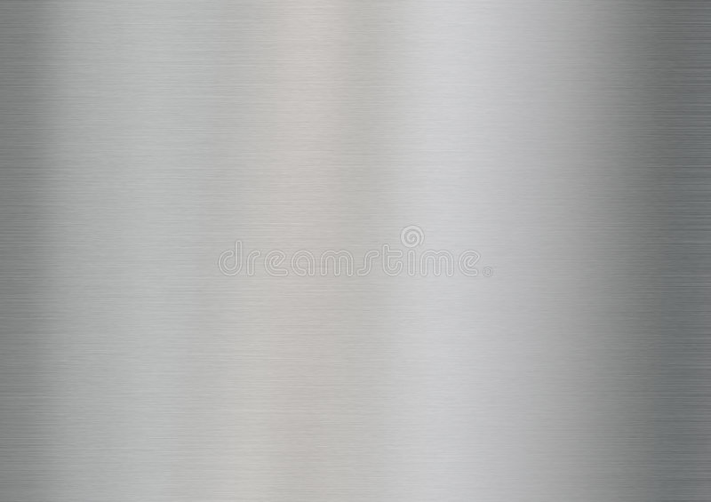 Brushed Steel - vertical royalty free stock photography