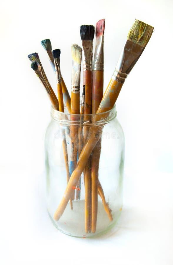 Free Brushes Royalty Free Stock Image - 19030466