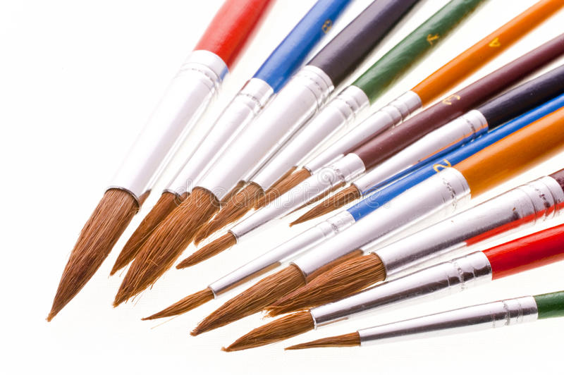 Download Brushes stock photo. Image of brushes, tool, painting - 33661880