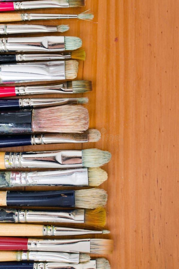 Download Brushes stock photo. Image of ferule, image, symbols - 32487996
