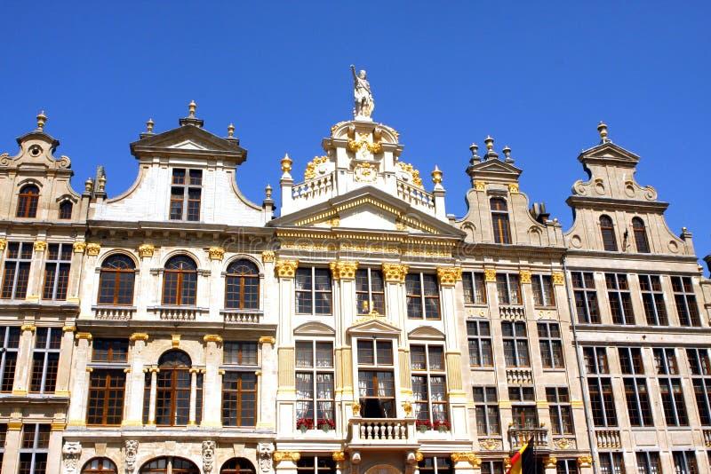 BRUSSEL - België stock afbeelding