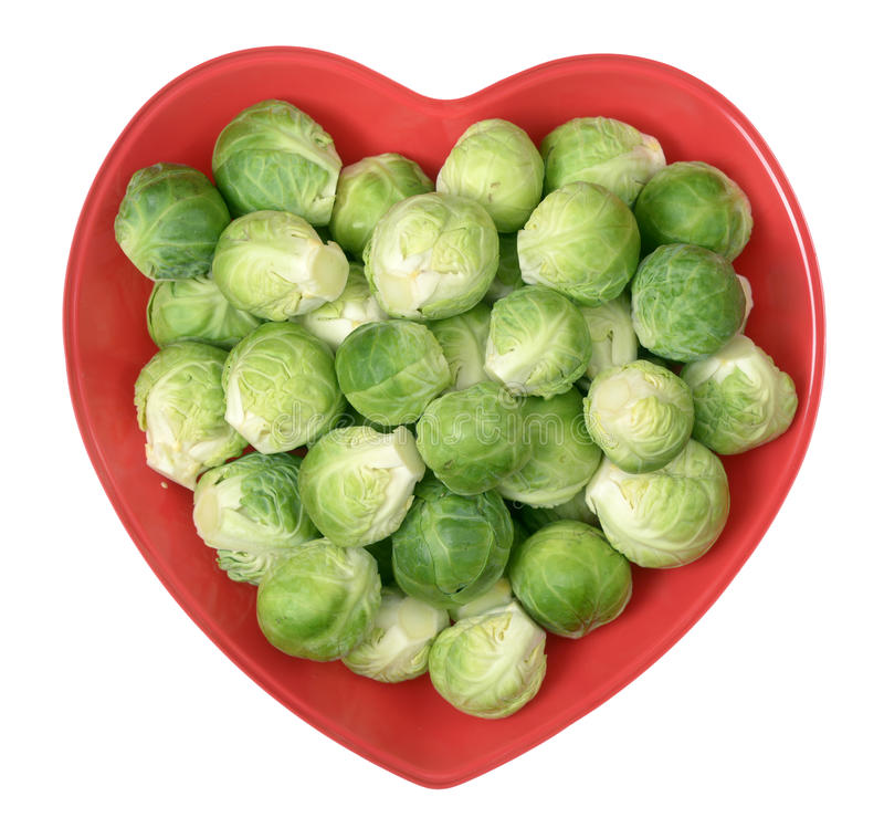 Brussel sprouts royalty free stock image