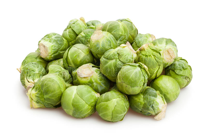 Brussel sprouts royalty free stock photo