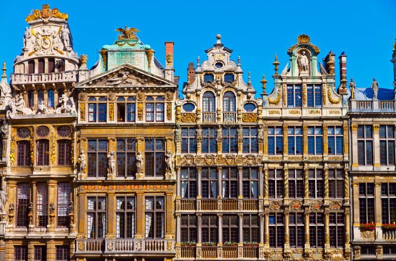 Download Brussels, Belgium. stock photo. Image of europe, brown - 25074642