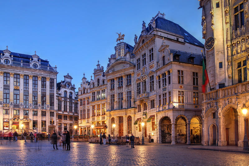 Brussels, Belgium royalty free stock image