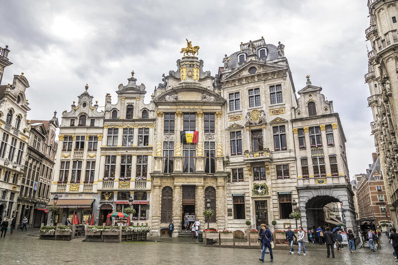 Brussels, Belgium stock images
