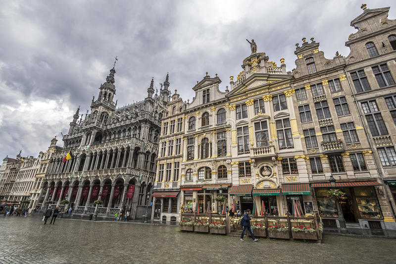Brussels, Belgium royalty free stock photo