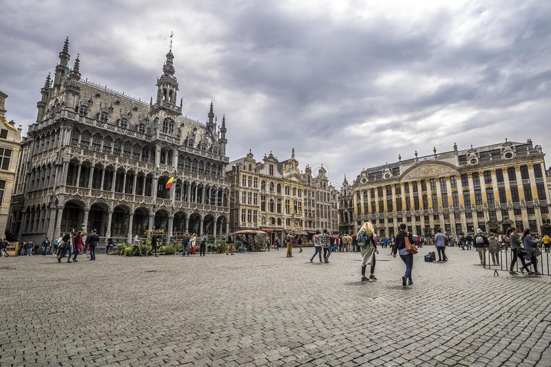 Brussels, Belgium royalty free stock images