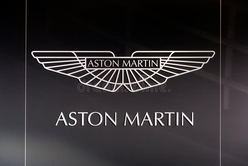 Aston Martin Car Logo Editorial Photography Image Of Automotive 123994072
