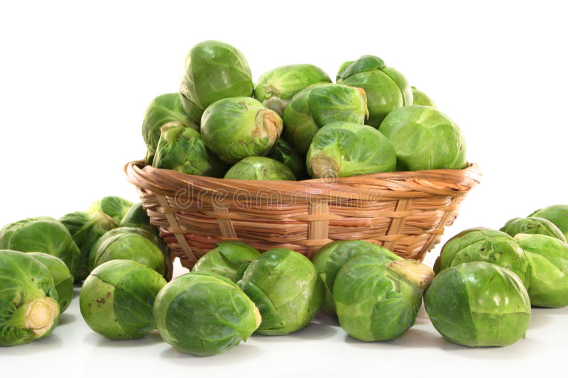 Download Brussels sprouts stock image. Image of cabbage, vegetables - 17322491