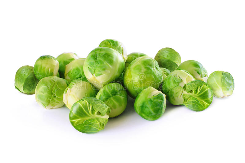 Brussels sprouts royalty free stock photos