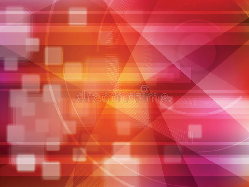 Brutet exponeringsglas för abstrakt bakgrund Bakgrundstapet stock illustrationer